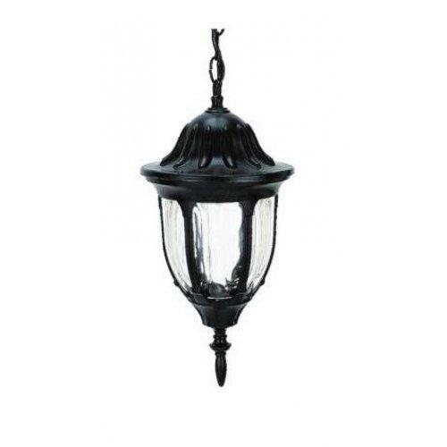 Светильник 4505 60Вт E27 IP43 улично-садовый черн. Camelion 10535
