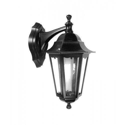 Светильник 4302 (НБУ 100Вт) 100Вт E27 IP43 улично-садовый черн. Camelion 2873