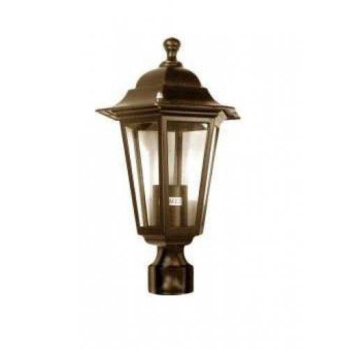 Светильник 4103 (НТУ 60Вт) 60Вт E27 IP43 улично-садовый бронза Camelion 5644