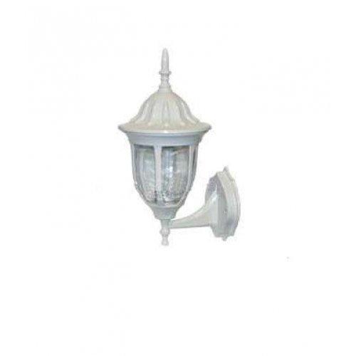 Светильник 4501 60Вт E27 IP43 улично-садовый бел. Camelion 10525