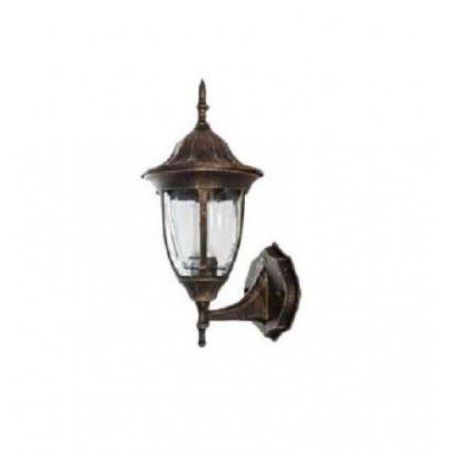 Светильник 4501 60Вт E27 IP43 улично-садовый бронза Camelion 10527