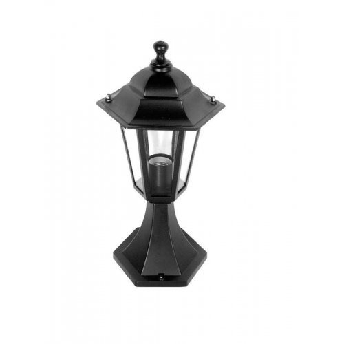 Светильник 4104 (НТУ 60Вт) 60Вт E27 IP43 улично-садовый черн. Camelion 3351