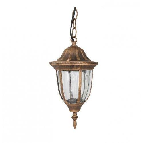Светильник 4505 60Вт E27 IP43 улично-садовый бронза Camelion 10537