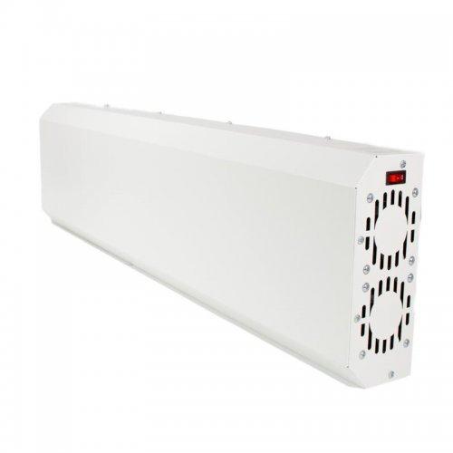 Рециркулятор бактерицидный настенный ECO CLASS RECIRC UVC 2X15W WT F K (бакт.лампы в комплекте) LEDVANCE 4058075533806