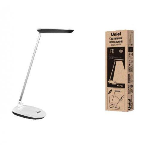 Светильник LED TLD-531 White/LED/400лм/4500К/Dimmer бел. Uniel UL-00000805