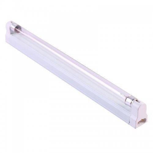Облучатель бактерицидный ультрафиолетовый UGL-S02A-15W/UVCB WHITE с лампой Т8 накладной без озонирования 253.7нм корпус бел. Uniel UL-00007268