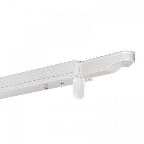 Облучатель бактерицидный открытый потолочный LINEAR HOUSING 440 1xTUBE (под бакт.лампу 15Вт) UVC SENSOR LEDVANCE 4058075522084