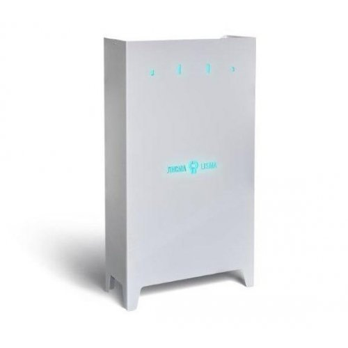 Рециркулятор бактерицидный АЛАДДИН ДЖЕТ-270 с лампами T8 G13 UV-C в компл. 6х15Вт 270куб.м/ч IP20 Лисма 243103000