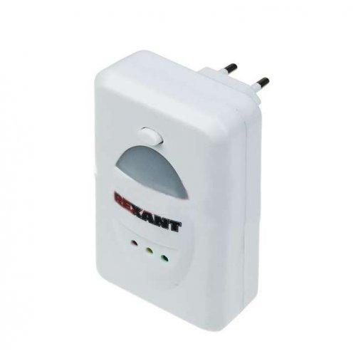 Отпугиватель вредителей ультразвуковой с индикатором Rexant 71-0018