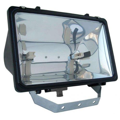 """Прожектор """"Алатырь"""" ИО 01-1000 1000Вт R7s IP65 корпус алюминиевый литой (инд. упак.) Элетех 1040200056"""