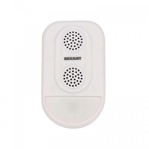 Отпугиватель ультразвуковой вредителей с LED индикатором (S90) Rexant 71-0038