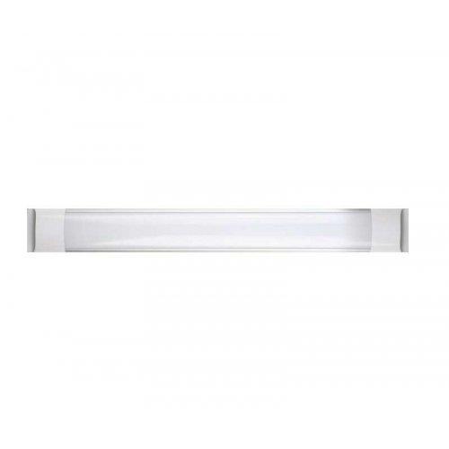 Светильник светодиодный LWL-5022-02CL 32Вт 4500К IP20 2240Лм 1192мм 220В корпус аллюм.+пласт. Ultraflash 12019