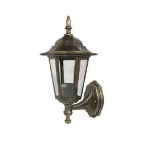 Светильник 4101 (НБУ 60Вт) 60Вт E27 IP43 улично-садовый бронза Camelion 5640
