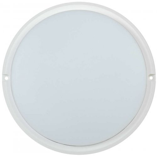 Светильник светодиодный ДПО 4003 15Вт 4000К IP54 круг бел. ИЭК LDPO0-4003-15-4000-K01