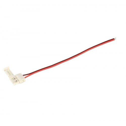 Коннектор MONO 8мм (15см-разъем) (уп.3шт) ИЭК LSCON8-MONO-213-03