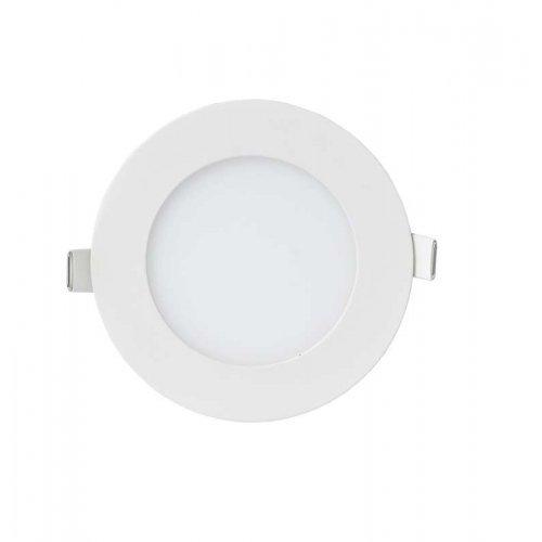 Светильник светодиодный ДВО RLP-eco 6Вт 230В 4000К 420лм 120/100мм IP40 бел. IN HOME 4690612009995