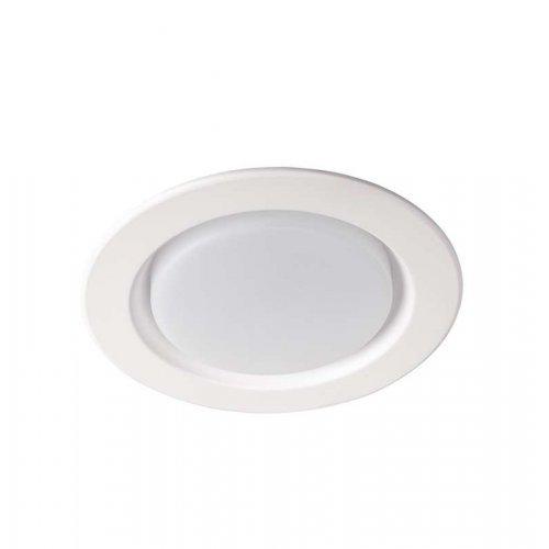 Светильник PLED DL5 12Вт 6500К WH IP40 Jazzway 5026445