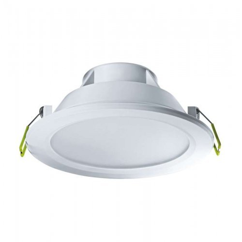Светильник 94 837 NDL-P1-20W-840-WH-LED (аналог Downlight КЛЛ 2х18) Navigator 94837