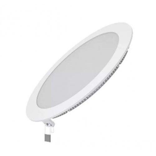 Светильник светодиодный LED 18Вт 2700К IP20 встраив. ультратонкий круглый Gauss 939111118