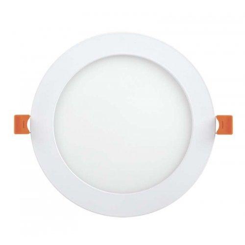 Светильник светодиодный ДВО 1606 12Вт 6500К IP20 круг бел. ИЭК LDVO0-1606-1-12-6500-K01