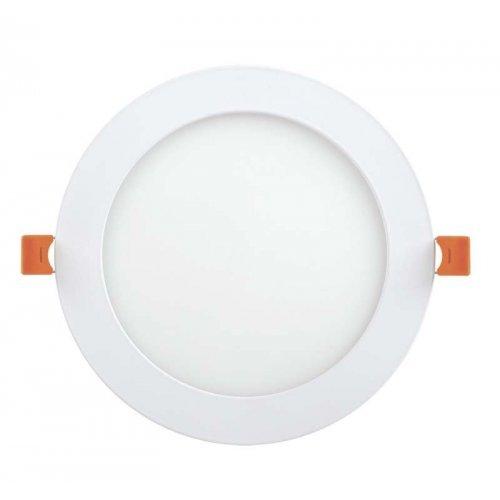 Светильник светодиодный ДВО 1608 18Вт 6500К IP20 круг бел. ИЭК LDVO0-1608-1-18-6500-K01