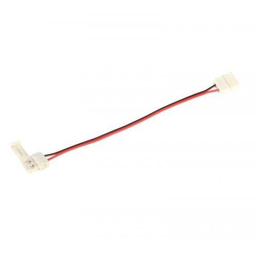 Коннектор MONO 8мм (JACK5.5-15см-разъем) (уп.3шт) ИЭК LSCON8-MONO-112-03