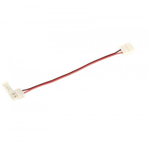 Коннектор MONO 8мм (разъем-15см-разъем) (уп.3шт) ИЭК LSCON8-MONO-212-03