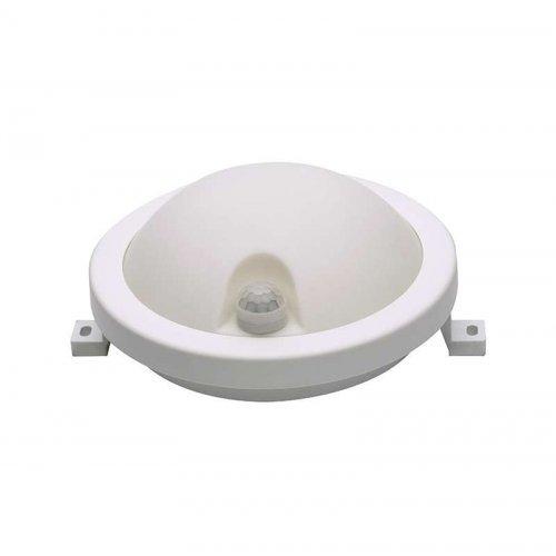 Светильник светодиодный пылевлагозащ. PBH - PC3-RSI 8Вт 4000К White IP65 Sensor JazzWay 5009417