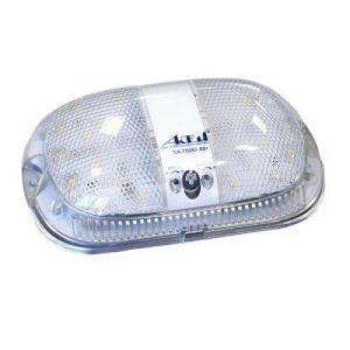 Светильник LED 8Вт IP31 с опт-акуст. датчиком Актей СА-7008У
