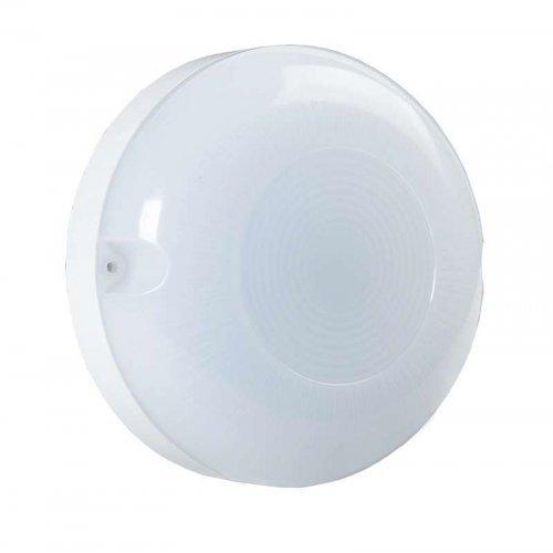 Светильник LED ДПО 1002 12Вт 4000К IP54 с акуст. датчиком ИЭК LDPO3-1002-012-4000-K01