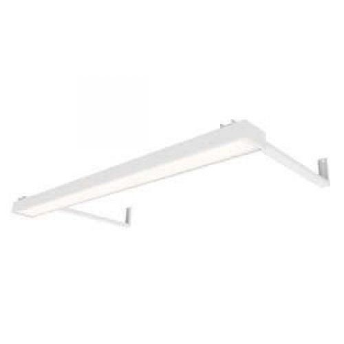 Светильник LED 1195х100х50 18Вт 3950К IP20 для школьных досок (диод 0.1Вт) встроен. накладной без рассеив. VARTON V1-E0-00270-60000-2001839