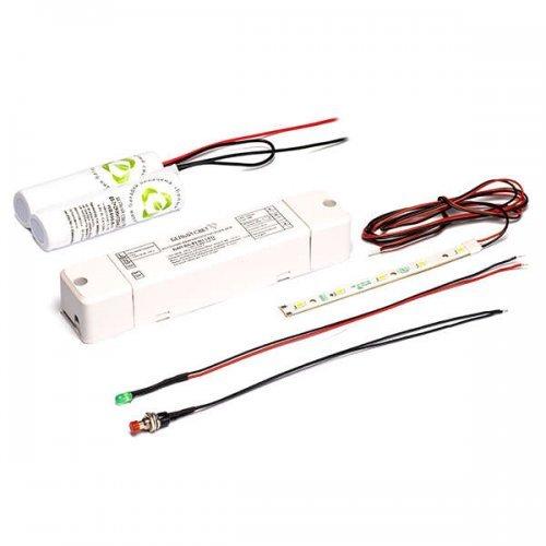 Блок аварийного питания BS-83-B1 LED Белый свет a16136