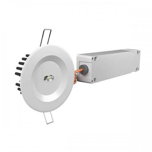 Светильник аварийный BS-ARUNA-10-L2-BZ централиз. электропитания Белый свет a15215