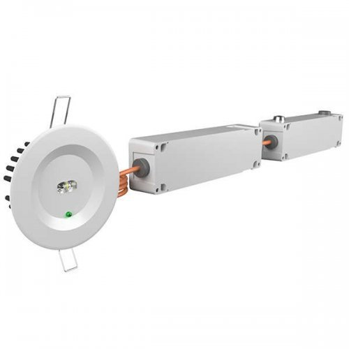 Светильник аварийный BS-ARUNA-81-L2-INEXI3 IP65 Белый свет a22209
