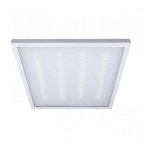 Светильник LED PPL 595/U Призма (ДПО универс.) 36Вт 6500К 2900Лм IP40 с драйвером (аналог ЛВО 4х18) JazzWay 2853509E