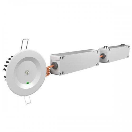 Светильник аварийный BS-ARUNA-83-L1-INEXI3 Белый свет a15333