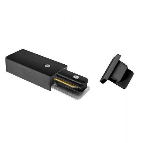 Заглушка торцевая PTR EC-BL (комплект торцевых элементов) черн. JazzWay 5010895