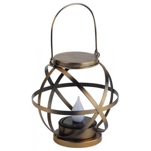 Светильник садовый ERASFM-01 Лофт 26см подвесной с ручкой металл ЭРА Б0044845