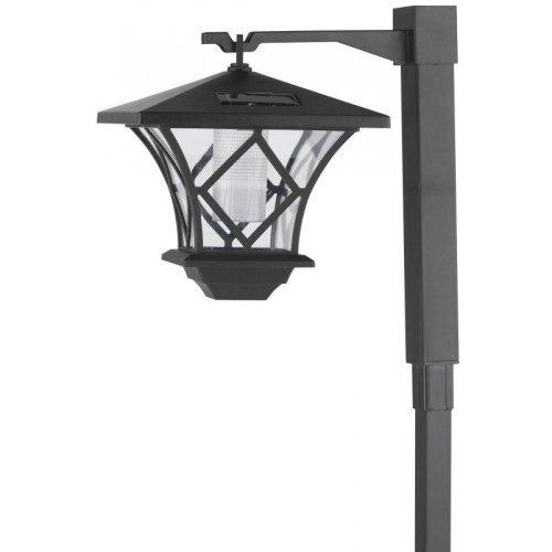 Светильник садовый SL-PL155-PST солнечная батарея ЭРА Б0007513