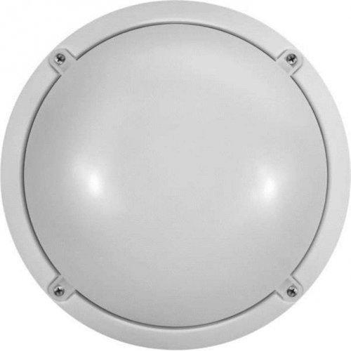 Светильник LED 71 686 OBL-R1-12-4K-WH-IP65-LED 12Вт 4000К IP65 ( Аналог НПП) ОНЛАЙТ 71686