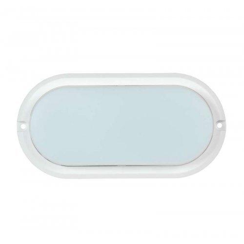 Светильник светодиодный ДПО 4012 12Вт 4000К IP54 овал бел. ИЭК LDPO0-4012-12-4000-K01