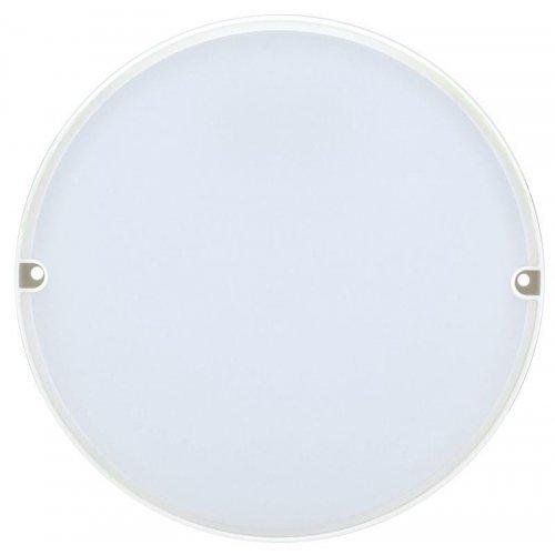 Светильник светодиодный ДПО 2005 12Вт 6500К IP54 круг бел. ИЭК LDPO0-2005-12-6500-K01
