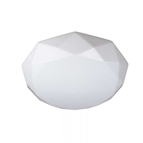 Светильник светодиодный бытовой настенно-потолочный PPB DIAMOND 60Вт с пультом 3000К-6500К DIM D550х90 IP20 JazzWay 5012158