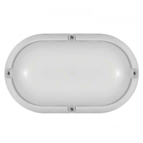 Светильник LED 71 687 OBL-O1-7-4K-WH-IP65-LED 7Вт 4000К IP65 ( Аналог НПП) ОНЛАЙТ 71687