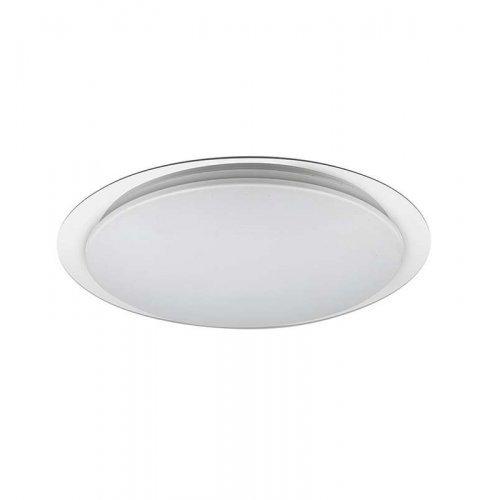 Светильник светодиодный бытовой настенно-потолочный PPB PLANET 60Вт с пультом 3000К-6500К DIM D550х75 IP20 JazzWay 5012134