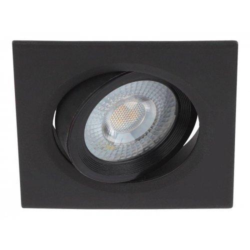 Светильник KL LED 21A-5 4K BK ЭРА Светильник ЭРА светодиодный квадратный поворотн. LED SMD 5Вт 4000К ЭРА Б0039688