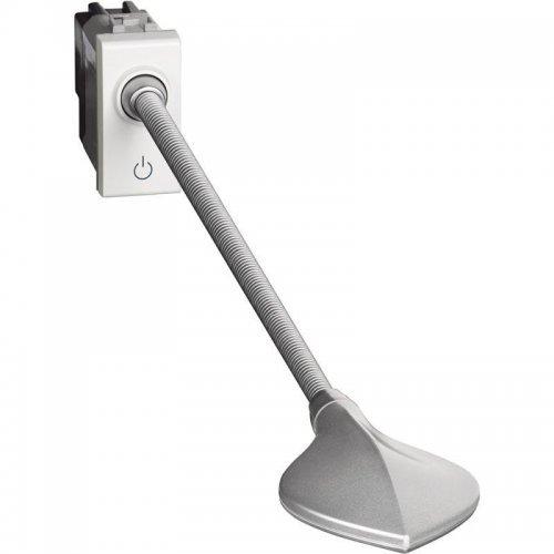 Светильник точечный LivingLight для чтения LED 230В 3.3Вт 110Лм 2м алюм. Leg BTC N4362