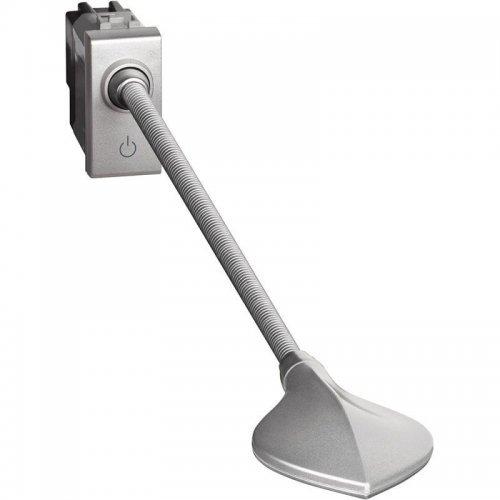 Светильник точечный LivingLight для чтения LED 230В 3.3Вт 110Лм 2м антрацит Leg BTC NT4362