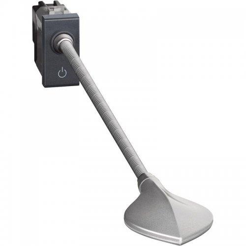 Светильник точечный LivingLight для чтения LED 230В 3.3Вт 110Лм 2м бел. Leg BTC L4362