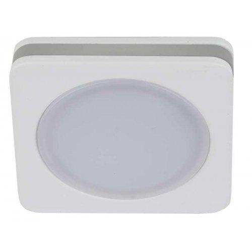 Светильник светодиодный KL LED 13-7 WH квадратный 7Вт 4000К бел. ЭРА Б0028276